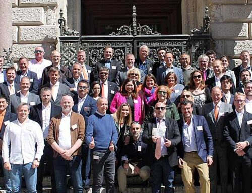 The 6th Global Conference for members of the VRS International Loss Adjusters network in Paris